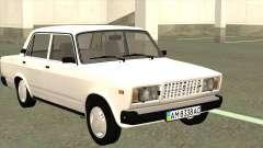 2107 Ukraine for GTA San Andreas