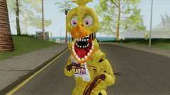 Old Chica (FNaF) for GTA San Andreas