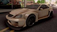 Benefactor Feltzer GTA 5 for GTA San Andreas