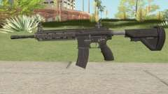 HK416 Classic (PUBG) for GTA San Andreas