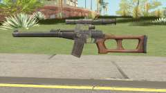 VSS (PUBG) for GTA San Andreas