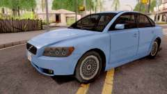 Volvo S40 Blue for GTA San Andreas