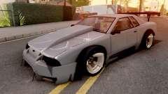 Elegy Drift Grey for GTA San Andreas