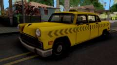 Cabbie GTA VC Xbox for GTA San Andreas