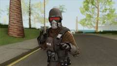 NCR EDF From Fallout: New Vegas for GTA San Andreas