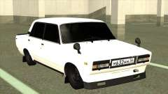 VAZ 2105 BK White for GTA San Andreas