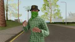Skin Random 185 V1 (Outfit Lowrider) for GTA San Andreas
