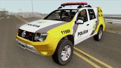 Renault Duster Oroch (PMRP) for GTA San Andreas