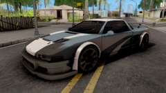 Infernus M3 GTR Most Wanted Edition for GTA San Andreas