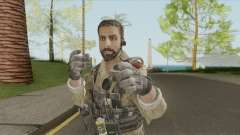 ISI Soldier V1 (Call Of Duty: Black Ops II) for GTA San Andreas