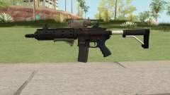 Carbine Rifle GTA V Default (Grip, Tactical) for GTA San Andreas