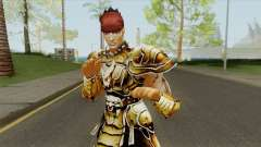 Warrior Yongsin From Metin 2 for GTA San Andreas