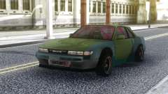Nissan Silvia S13 Street Drift for GTA San Andreas