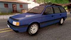 Volkswagen Passat B3 Variant Blue for GTA San Andreas