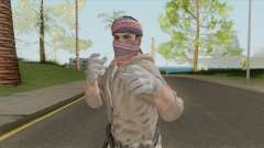 Yemeni Militia V2 (Call Of Duty: Black Ops II) for GTA San Andreas
