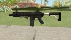Carbine Rifle GTA V Default (Flashlight, Grip) for GTA San Andreas