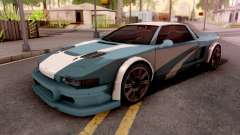 Infernus M3 GTR Most Wanted Edition v2 for GTA San Andreas