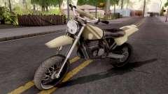 Sanchez GTA VC Xbox for GTA San Andreas