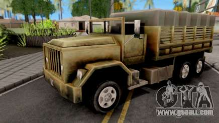 Barracks OL GTA VC Xbox for GTA San Andreas