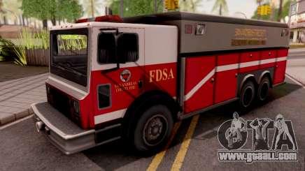 Hazmat Truck for GTA San Andreas