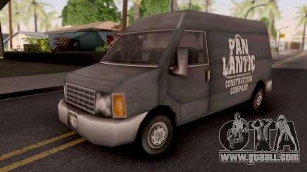 Panlantic GTA III for GTA San Andreas