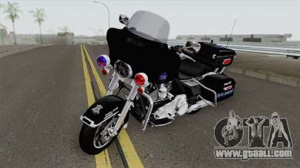 Harley-Davidson FLHTP - Electra Glide Police 2 for GTA San Andreas