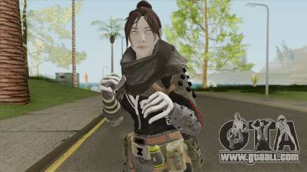 Apex Legends: Default Wraith for GTA San Andreas