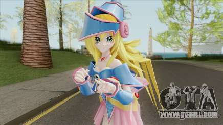 Dark Magician Girl for GTA San Andreas