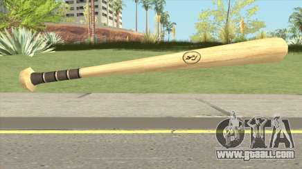 Baseball Bat From Bully Game for GTA San Andreas