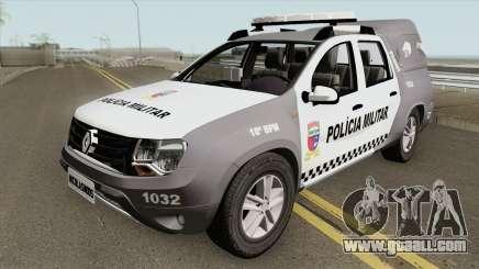 Renault Duster Oroch (PMRN Rio Grande Do Norte) for GTA San Andreas