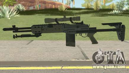 MK 14 (PUBG) for GTA San Andreas