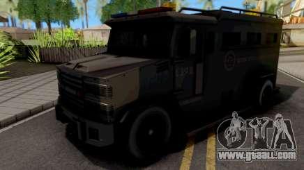 Brute Enforcer GTA 5 for GTA San Andreas