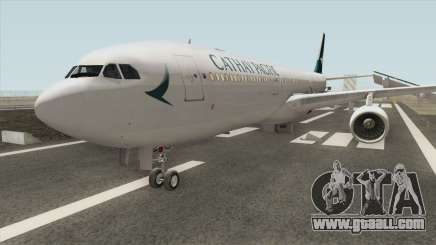Airbus A330-300 RR Trent 700 (Air Canada) for GTA San Andreas