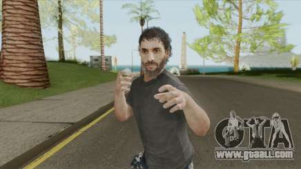 Farid USS Obama From Call of Duty: Black Ops II for GTA San Andreas