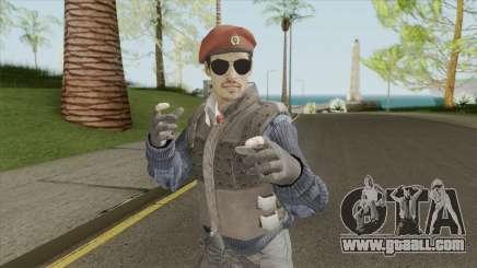 Colussus Militia V3 (Call Of Duty: Black Ops II) for GTA San Andreas