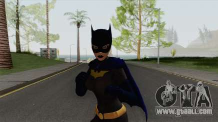 Batwoman for GTA San Andreas