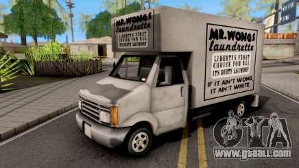 Mr Wongs GTA III Xbox for GTA San Andreas