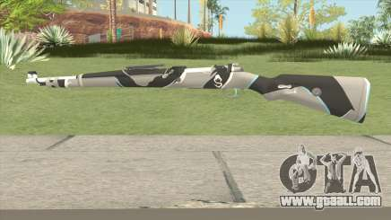 KAR98K (PUBG) for GTA San Andreas