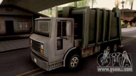 Trashmaster GTA III Xbox for GTA San Andreas