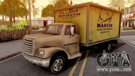 Yankee GTA VC Xbox for GTA San Andreas