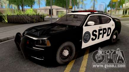 Dodge Charger SRT 8 Police for GTA San Andreas