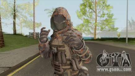 Merc V3 (Call of Duty: Black Ops II) for GTA San Andreas