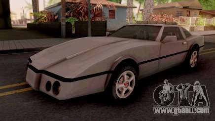 Banshee GTA VC Xbox for GTA San Andreas