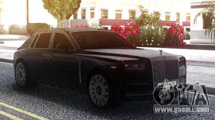 ROLLS-ROYCE PHANTOM VIII 8 for GTA San Andreas