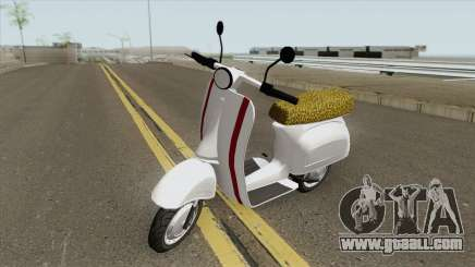 Faggio GTA V for GTA San Andreas