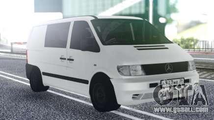Mercede-Benz Vito for GTA San Andreas