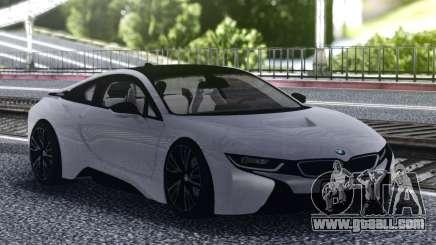 BMW i8 2019 for GTA San Andreas