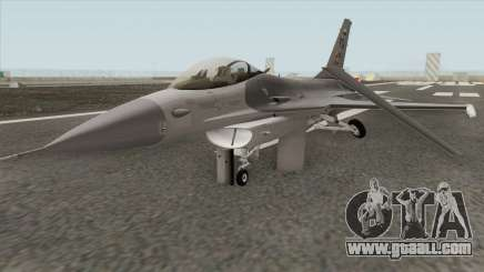 F-16C Mage Squadron for GTA San Andreas