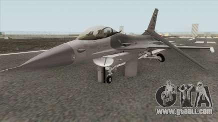 F-16C Mage Squadron for GTA San Andreas