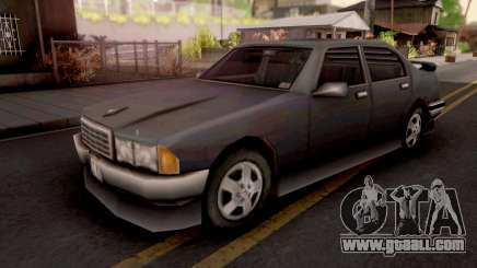 Mafia Sentinel GTA III for GTA San Andreas